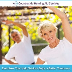 Exercises for seniors: Moving into a Better Tomorrow