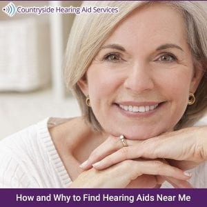 Find Hearing Aids Near Me