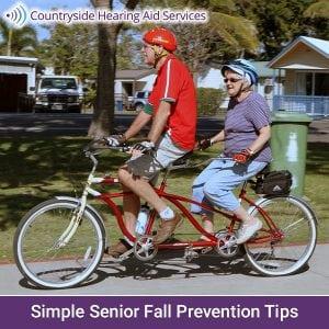 Simple Senior Fall Prevention Tips