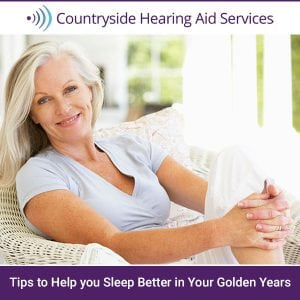 How to Help you Sleep Better in Your Golden Years
