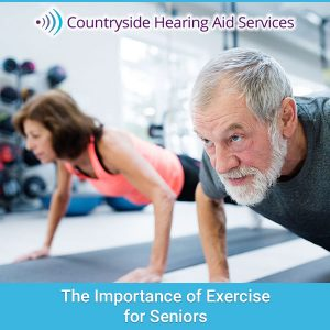 Benefits of Exercise for Seniors and Aging Adults