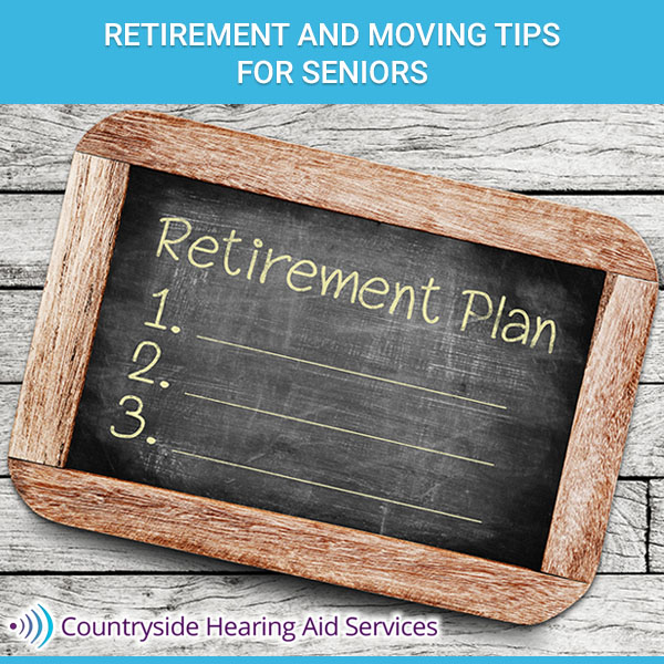 Retirement and Moving Tips for Seniors