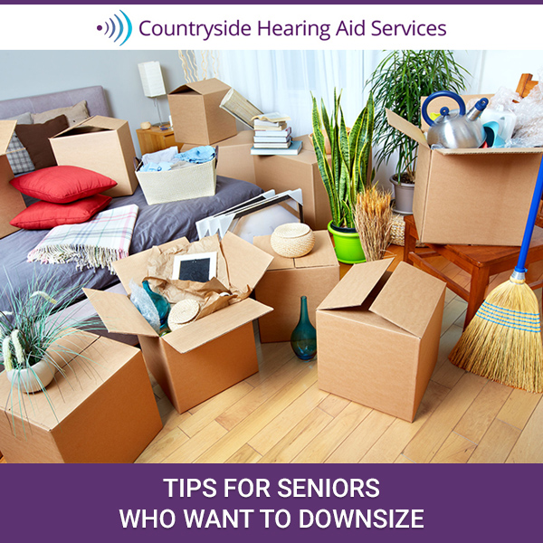 Tips For Seniors Who Want To Downsize