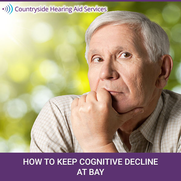How To Keep Cognitive Decline At Bay