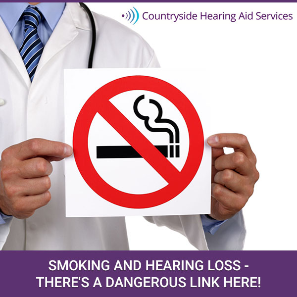 Smoking and Hearing Loss - There's a Dangerous Link Here!
