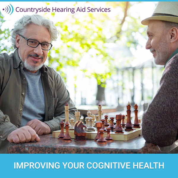 Improving Your Cognitive Health