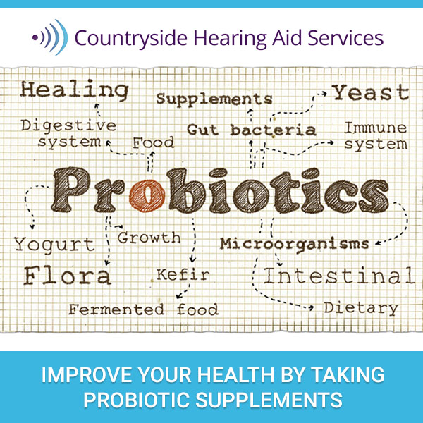 Improve Your Health By Taking Probiotic Supplements