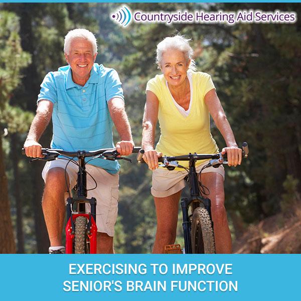 Exercising To Improve Senior's Brain Function