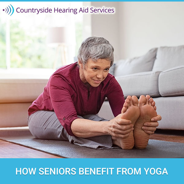 How Seniors Benefit From Yoga