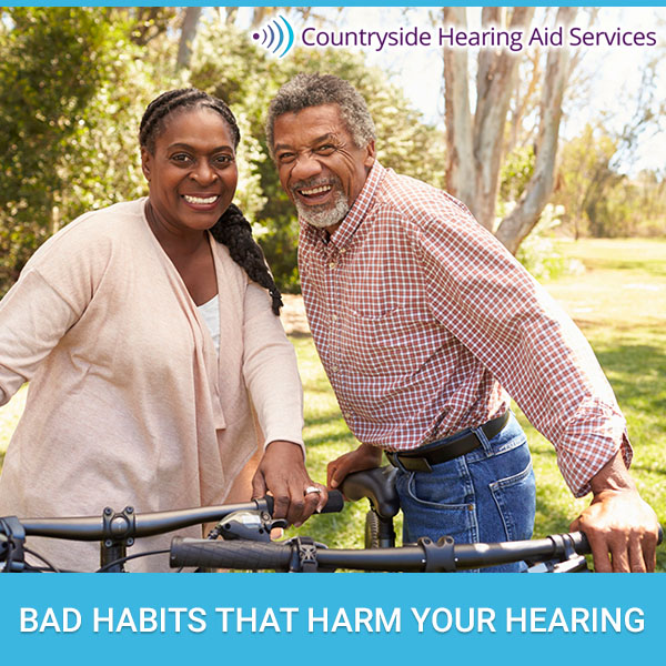 Bad Habits That Harm Your Hearing