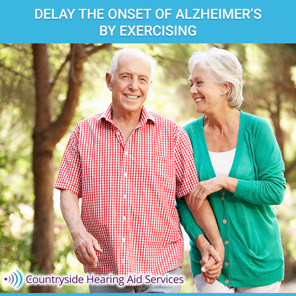 Delay the Onset of Alzheimer's by Exercising