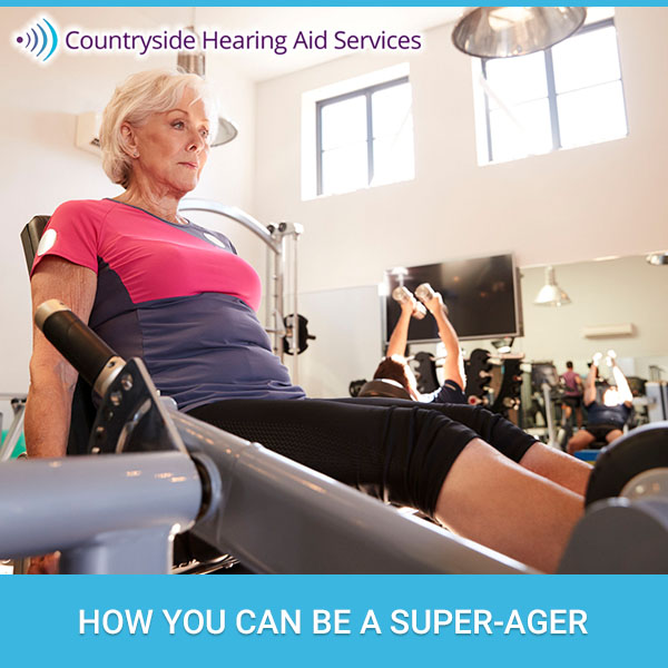 How You Can Be A Super-Ager
