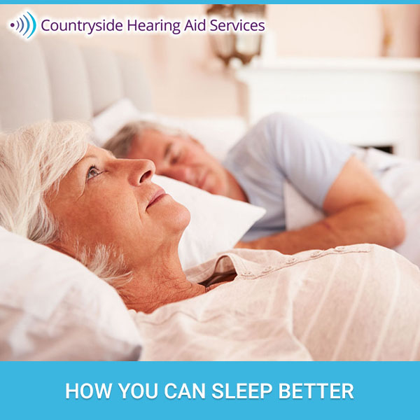 How You Can Sleep Better
