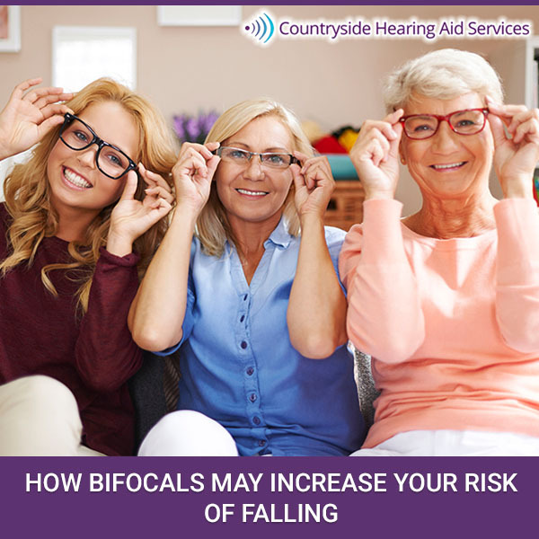 How Bifocals May Increase Your Risk Of Falling