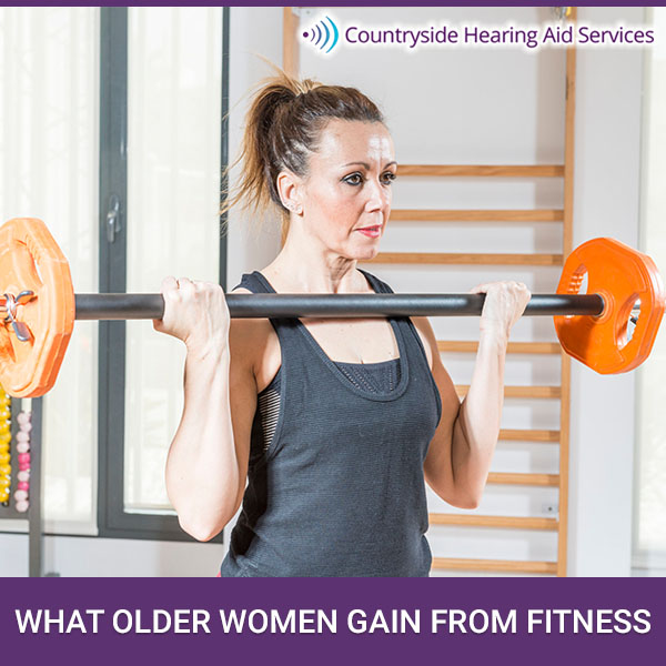 What Older Women Gain From Fitness