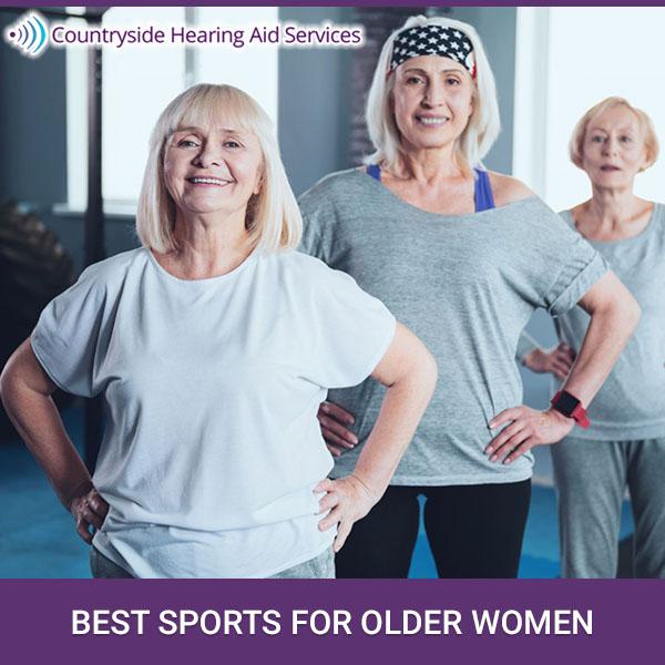 Best Sports For Older Women
