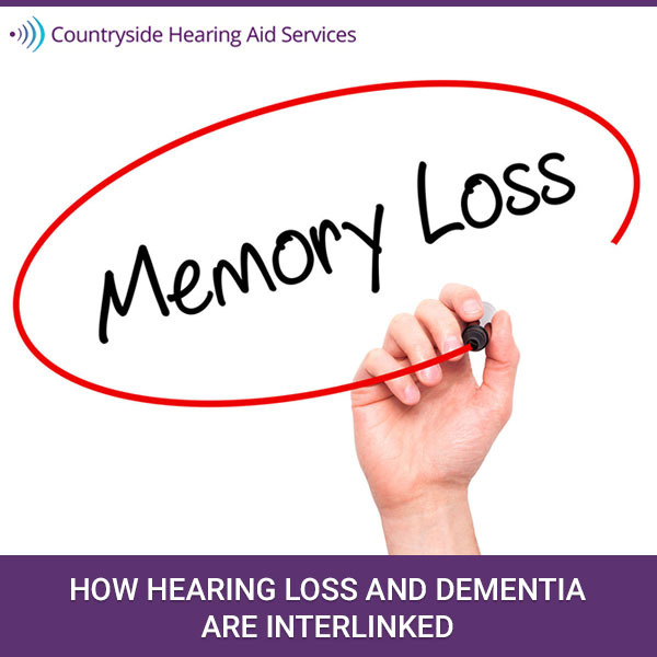 How Hearing Loss And Dementia Are Interlinked