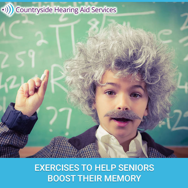 Exercises To Help Seniors Boost Their Memory