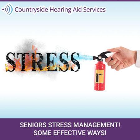 Seniors Stress Management! Some Effective Ways!