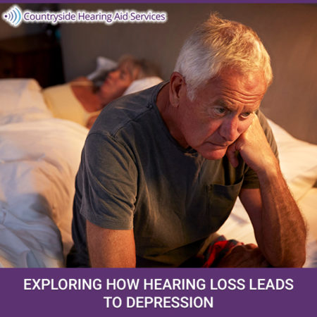 Exploring How Hearing Loss Leads To Depression