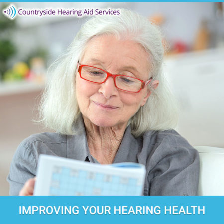 Improving Your Hearing Health