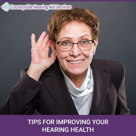 Tips For Improving Your Hearing Health