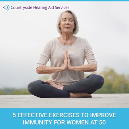 5 Effective Exercises To Improve Immunity For Women At 50