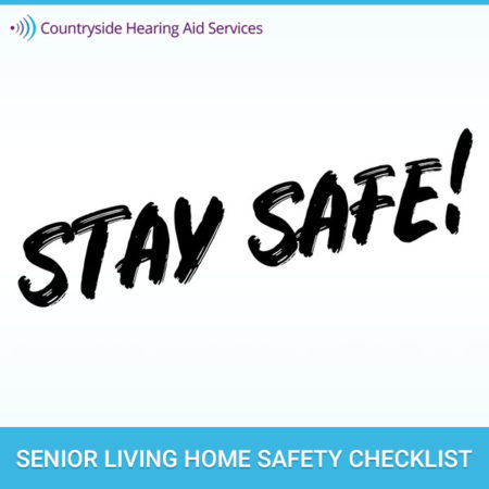 Senior Living Home Safety Checklist