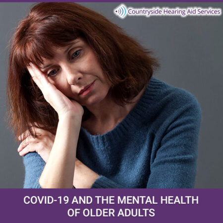 COVID-19 And The Mental Health Of Older Adults