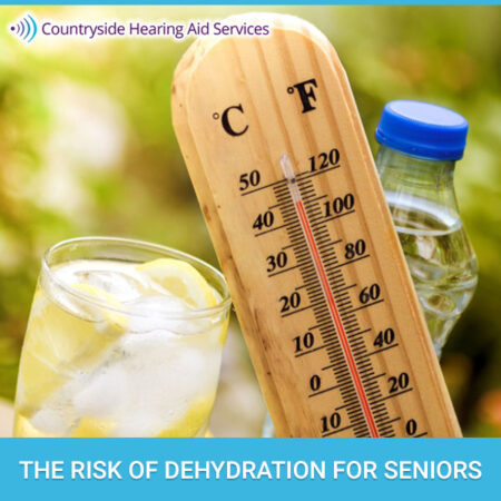The Risk Of Dehydration For Seniors