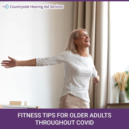 Fitness Tips For Older Adults Throughout COVID