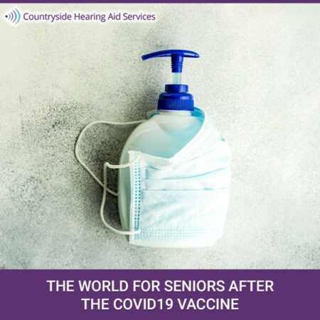 The World For Seniors After The COVID19 Vaccine