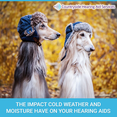 The Impact Cold Weather And Moisture Have On Your Hearing Aids