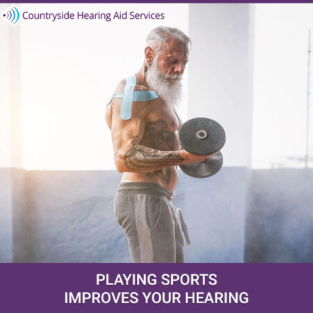 Playing Sports Improves Your Hearing