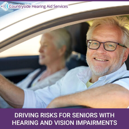 Driving Risks For Seniors With Hearing And Vision Impairments