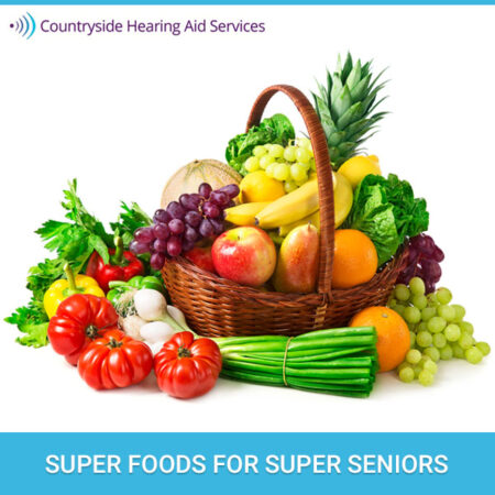 Super Foods For Super Seniors