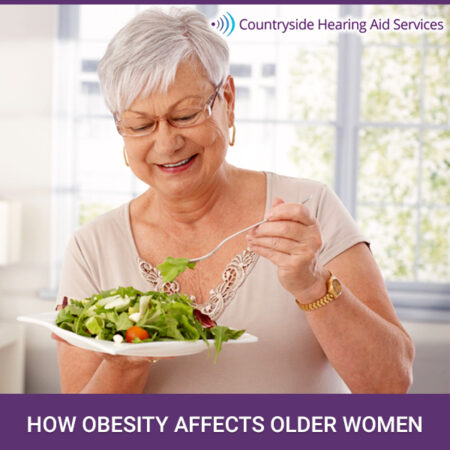 How Obesity Affects Older Women