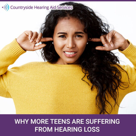 Why More Teens Are Suffering From Hearing Loss